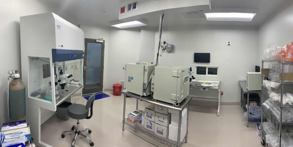 试管诊疗中心实验室